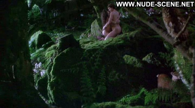 Cherie Lunghi Excalibur  Big Tits Nude Celebrity Breasts