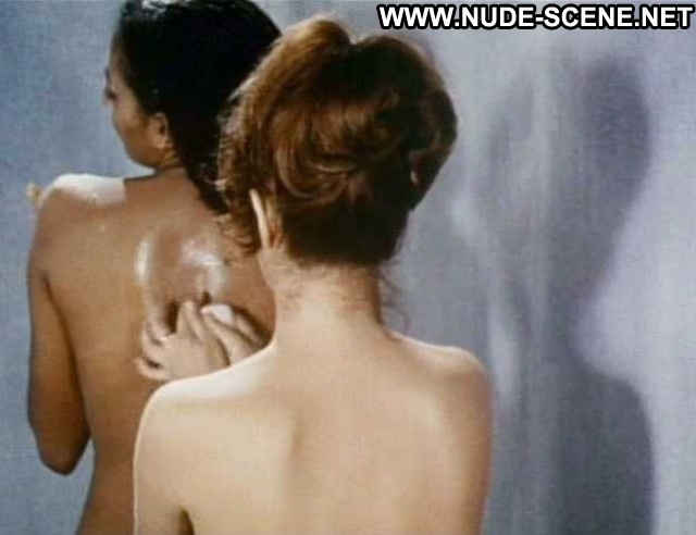 Pam Grier The Big Doll House Shower Topless