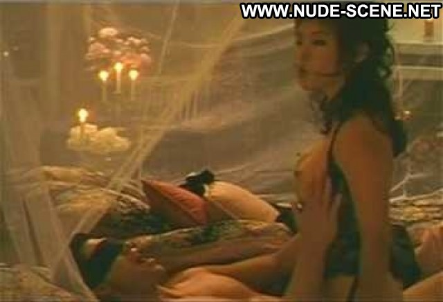 Ai Wan Erotic Confessions  Bed Breasts Erotic Big Tits Blindfolded