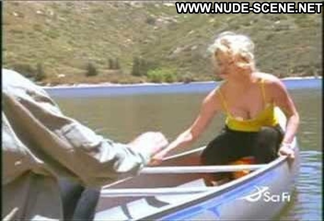 Barbara Niven I Married A Monster Cleavage Big Tits Celebrity Boat