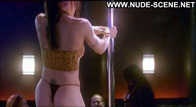 Unknown Dancing At The Blue Iguana Boots Thong Topless