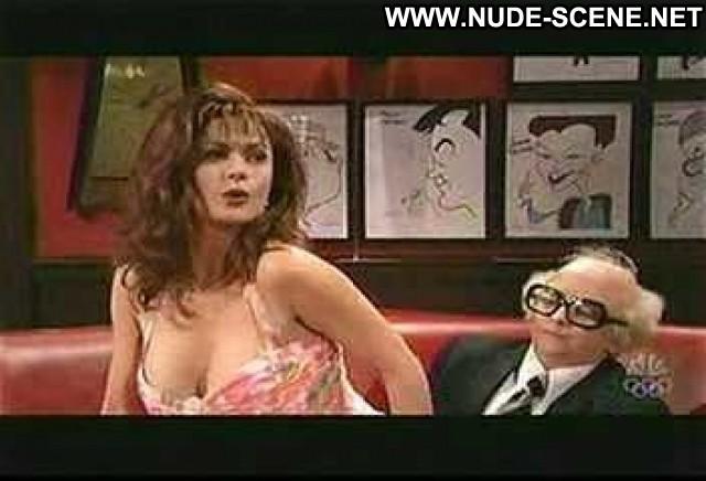 Catherine Zeta Jones Saturday Night Live Nice Hot Nude Scene Nude