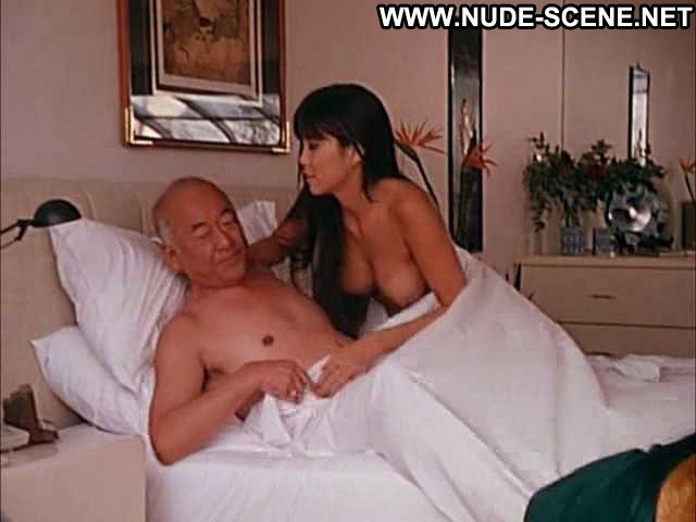 Carolyn Liu Do Or Die Celebrity Bed Big Tits Breasts