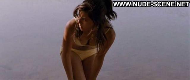 Paulina Gaitan Sin Nombre Stripping Panties Bra