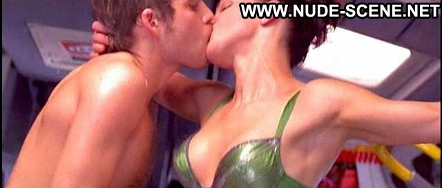 Debi Mazar Nude Sexy Scene Space Truckers Kissing Athletic
