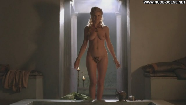 Viva Bianca Spartacus Blood And Sand Celebrity Famous Horny