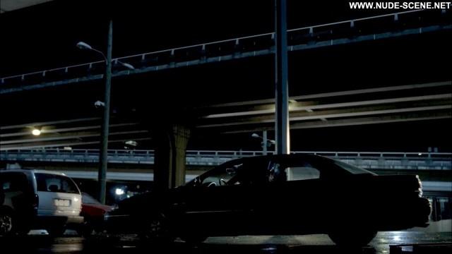 Sarah Strange Nude Sexy Scene The Killing Stunning Babe Car