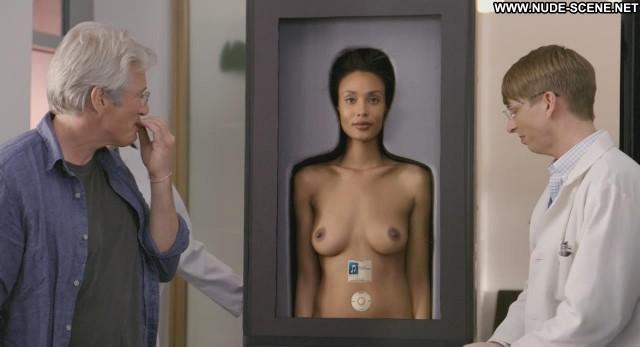 Cherina Monteniques Scott Movie Big Tits Breasts Celebrity Movie