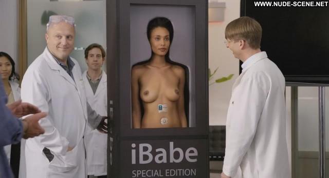 Cherina Monteniques Scott Movie Breasts Big Tits Celebrity Movie