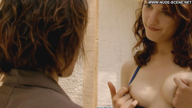 Deborah Revy Q  Bush Celebrity French Breasts Big Tits Bathroom