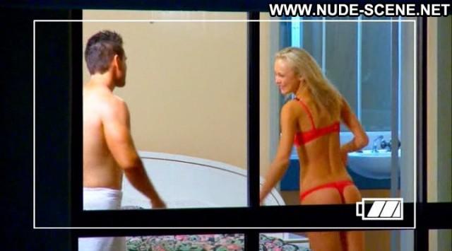 Sarah Jane Blair Icu Panties Bed Bra Ass Gorgeous Posing Hot Nude