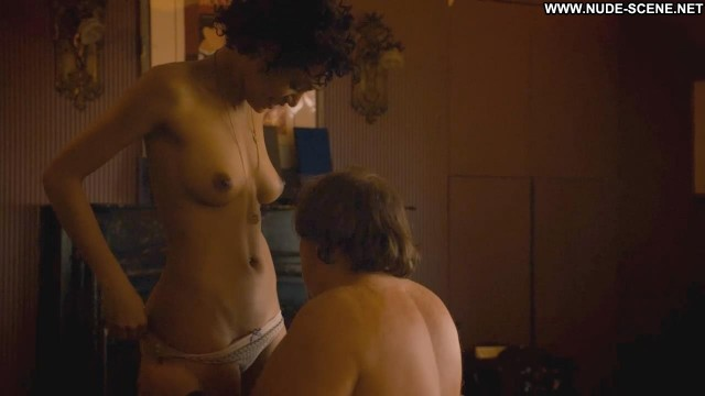Emmanuelle Vill Welcome To New York Kissing Skirt Bed Panties Topless