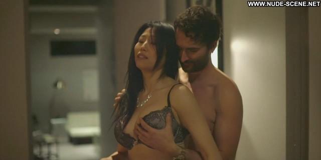 Deborah S Craig Transparent Bra Sex Doll Female Hot Sexy Nude Actress