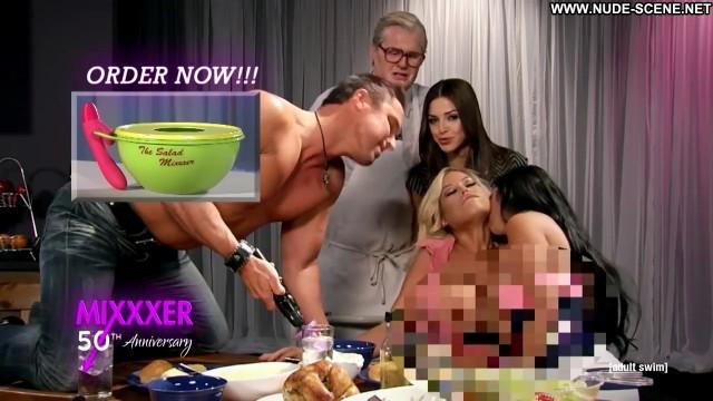 Bridgette B The Salad Mixxxer Big Tits Kissing Toy Sex Cleavage