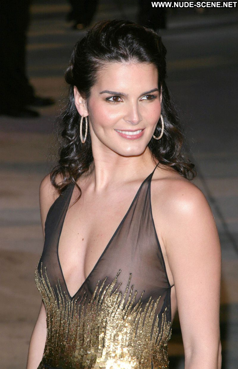 Angie Harmon No Source Celebrity Posing Hot Celebrity Nude -9834