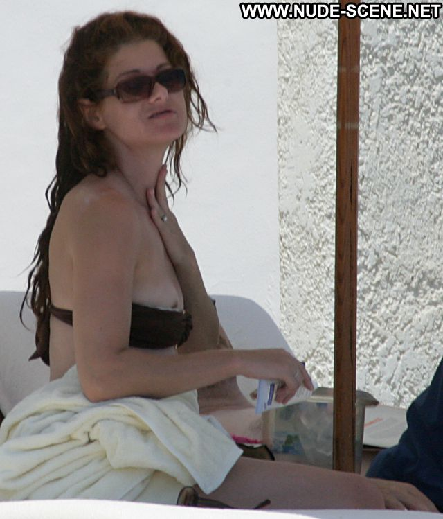Have thought debra messing nude scenes