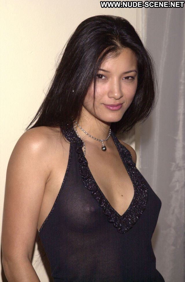 Kelly Hu No Source Celebrity Showing Tits Nude Scene Nude Tits