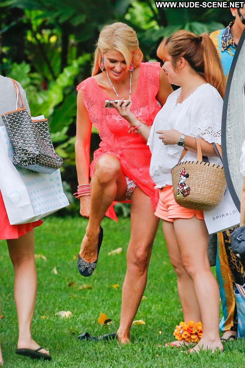 Knickers no paris hilton Britney Spears