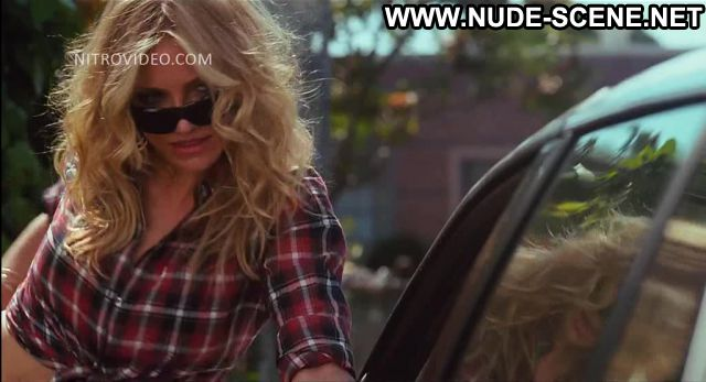 Cameron Diaz Bad Teacher Car Wash Showing Tits Horny Actress
