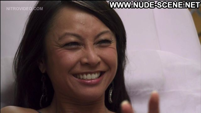 Christine Nguyen Nude Sexy Scene Lot Vajazzled Showing Pussy