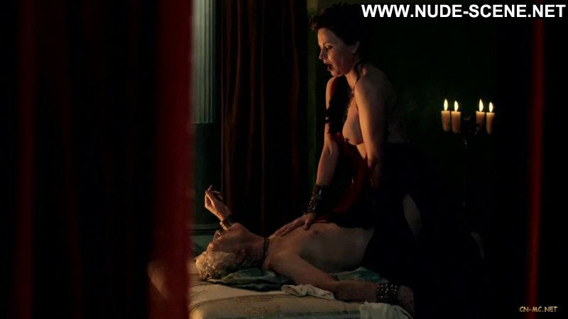 Lucy Lawless Nude Sey Scene In Spartacus Celebrity S And Videos