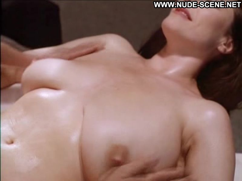 Big tits nude massage