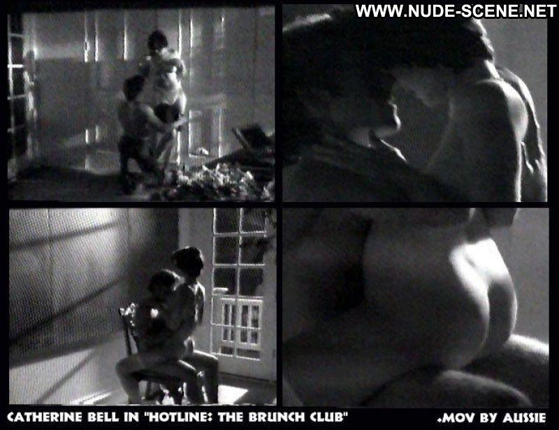 Catherine bell hotline sex scene