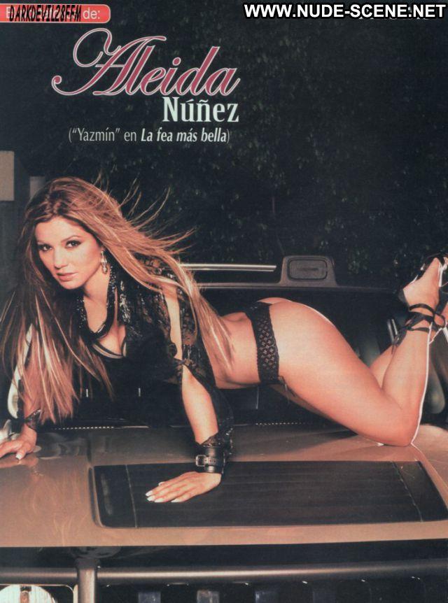 Aleida Nunez No Source Nude Babe Cute Blonde Showing Tits Celebrity