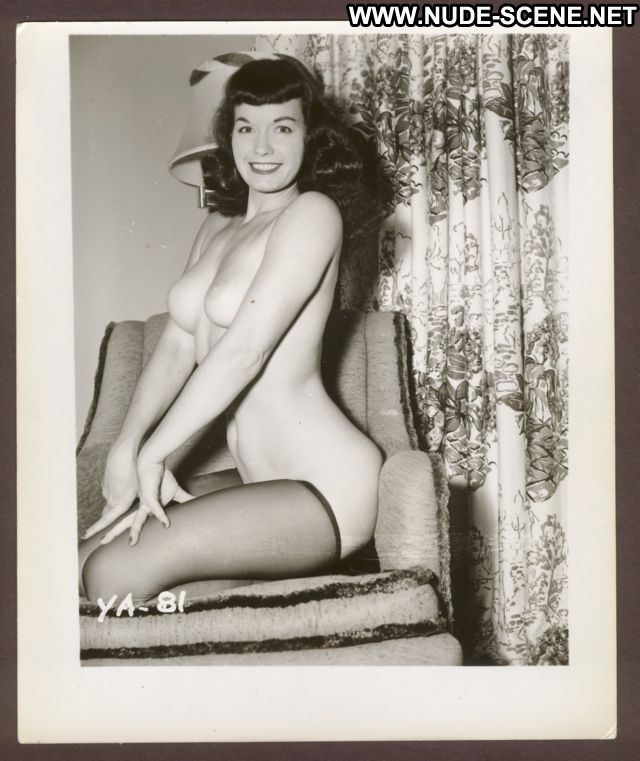 Bettie Page Nude Sexy Scene Vintage Porn Hairy Pussy Big Ass