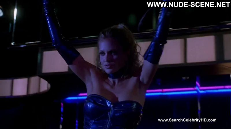 Kristin bauer topless dancing at the blue iguana 2000 2