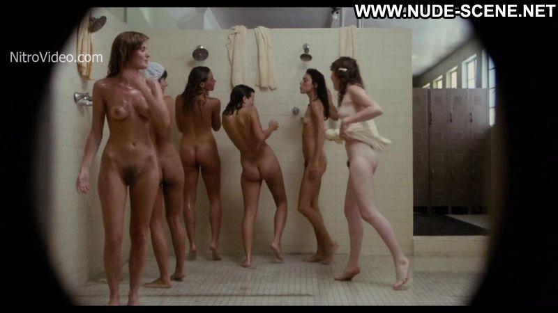 For Luanne shower scene nude opinion