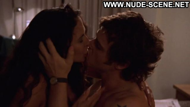 Miriama Smith Nude Sexy Scene Last Man Standing Brunette Hot