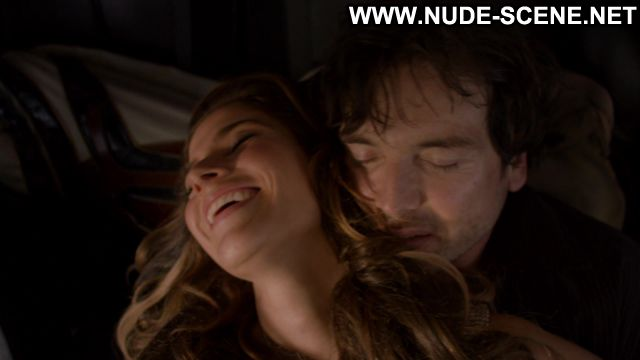 Weronika Rosati Nude Sexy Scene Luck Orgasm Woman On Top Car