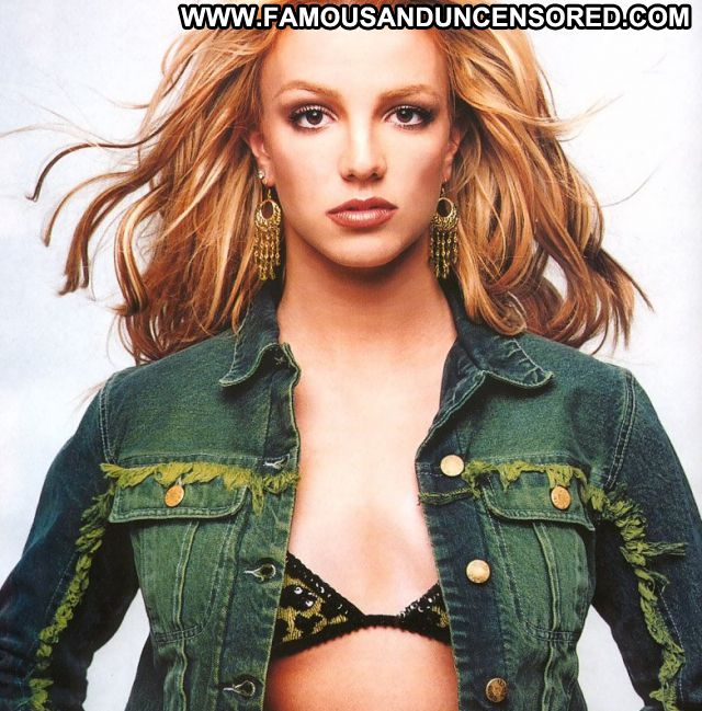 Britney Spears No Source Blonde Posing Hot Famous Celebrity Posing