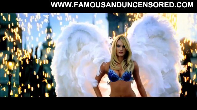 Candice Swanepoel No Source Lingerie Cute Famous Blonde Babe