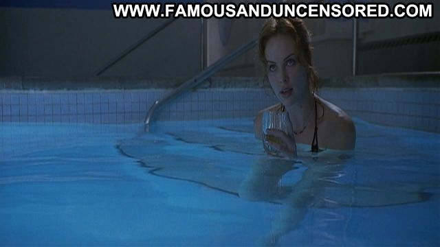 Charlize Theron Reindeer Games Famous Posing Hot Sexy Scene