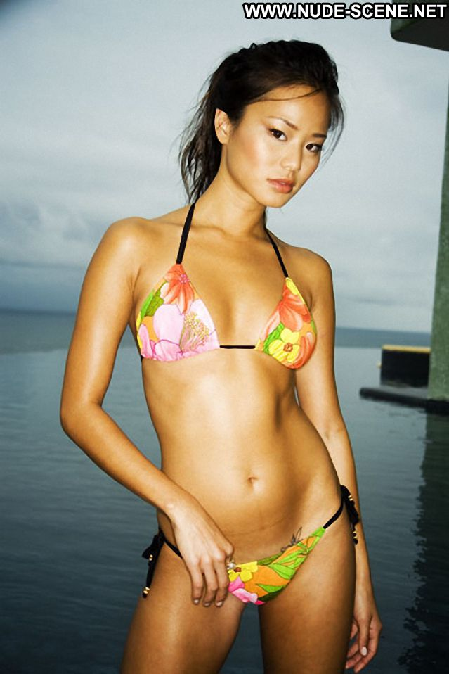 Jamie Chung Small Tits Asian Cute Celebrity Hot Actress Babe Tits