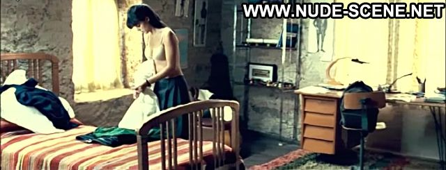 Clara Lago The Hanged Man Stripping Brunette Big Tits Famous