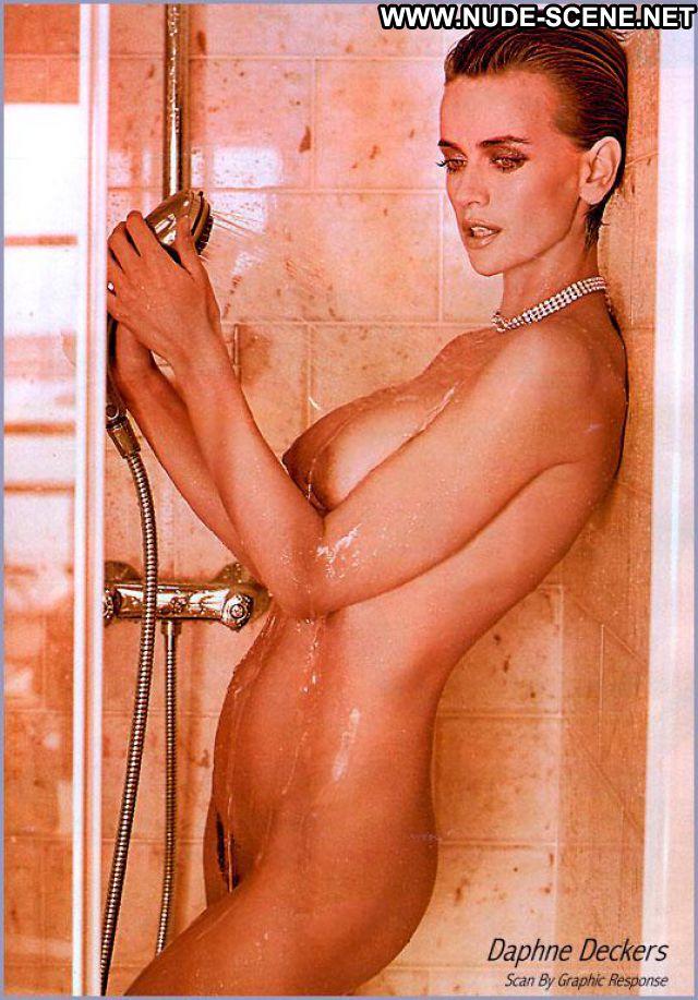 Daphne Deckers No Source Babe Big Tits Blonde Tits Celebrity Posing