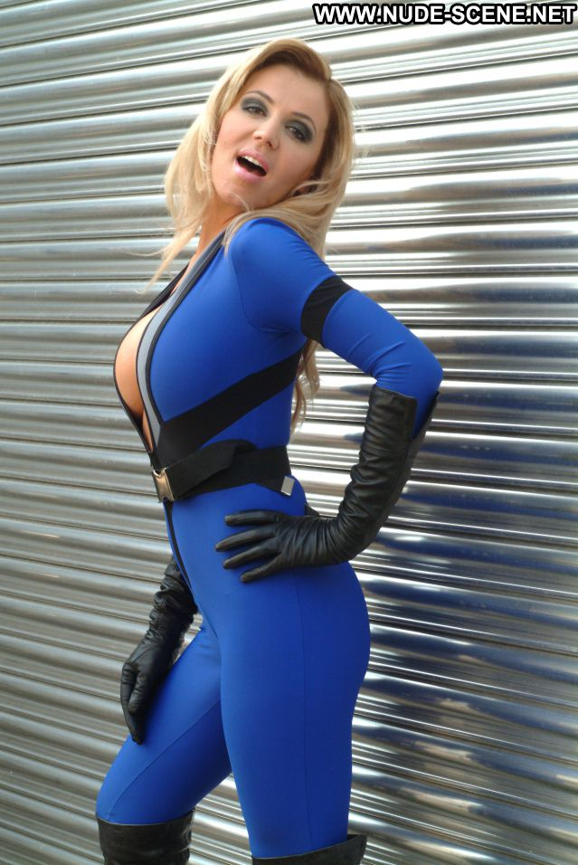 Davorka Tovilo Latex Boots Fetish Big Tits Showing Tits Babe