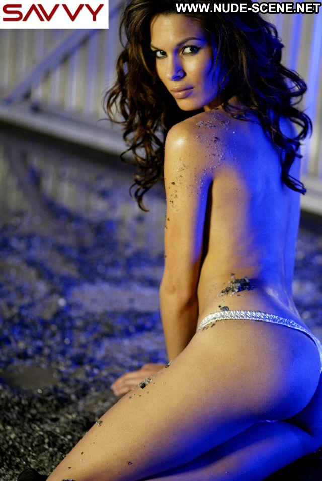 Nadine Velazquez No Source Brunette Cute Nude Hot Posing Hot