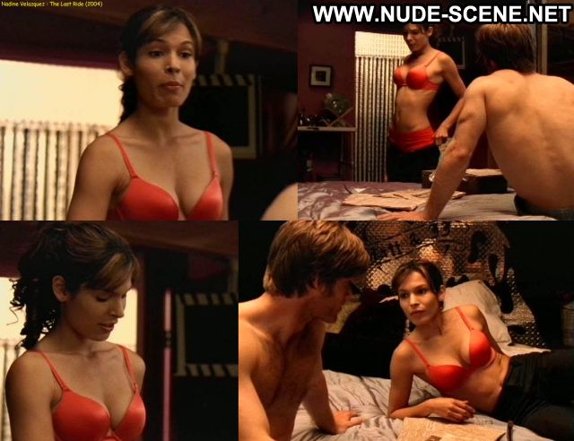 Nadine Velazquez No Source Babe Cute Nude Celebrity Celebrity Panties