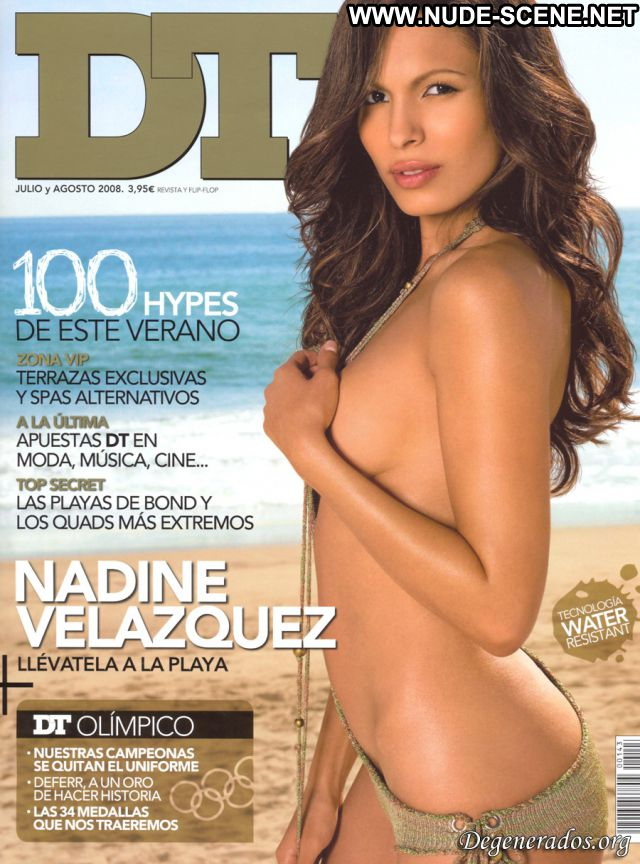 Nadine Velazquez No Source  Hot Celebrity Posing Hot Babe Beach