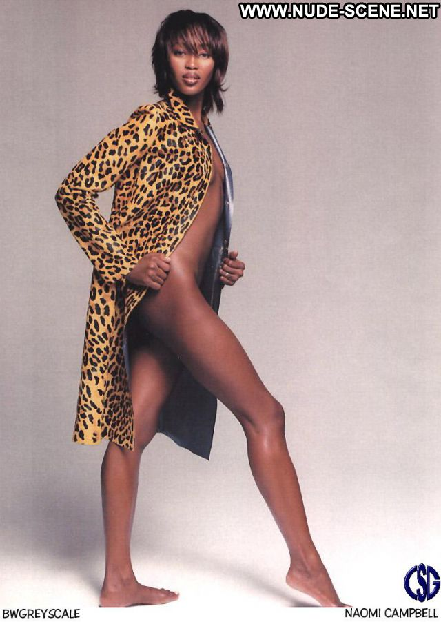 Naomi Campbell No Source Posing Hot Hot Cute Celebrity Posing Hot