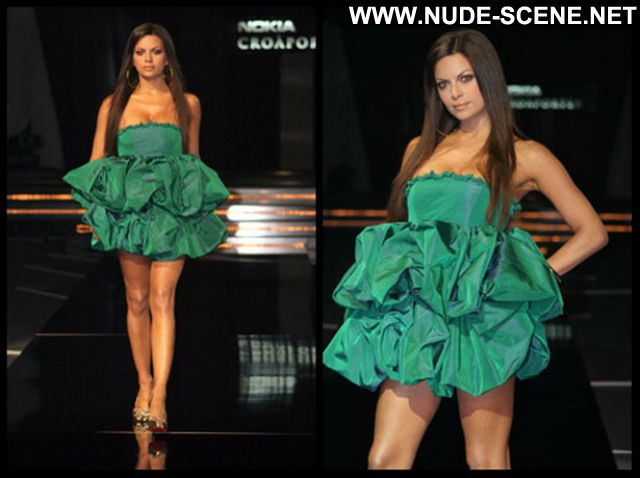 Nikolina Pisek No Source Big Tits Hot Tits Celebrity Posing Hot
