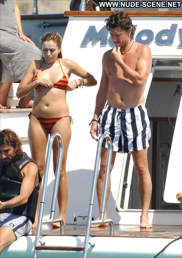 Paulina Rubio No Source Bikini Blonde Celebrity Posing Hot Hot Cute