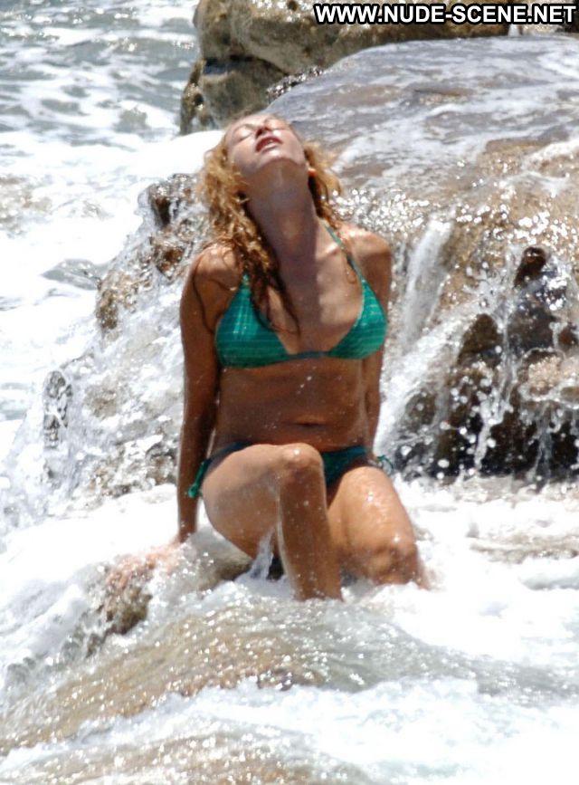 Paulina Rubio No Source Babe Posing Hot Blonde Hot Beach Posing Hot