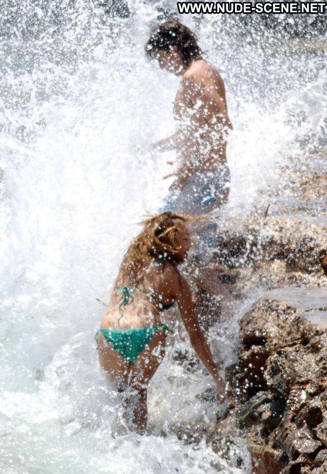 Paulina Rubio No Source  Babe Bikini Latina Celebrity Posing Hot