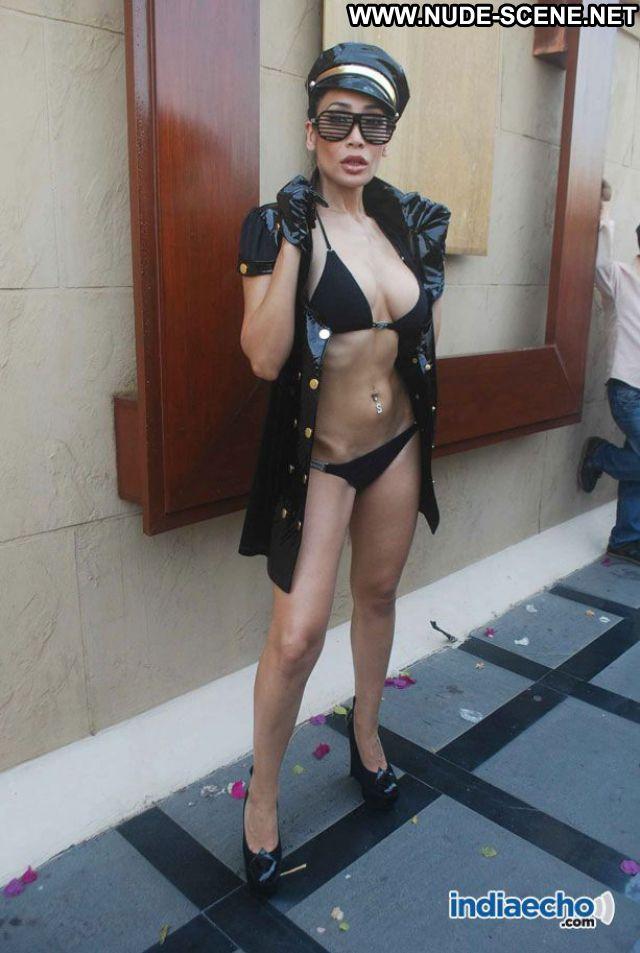 Sofia Hayat No Source  Tits Uniform Cute Celebrity Nude Scene Posing