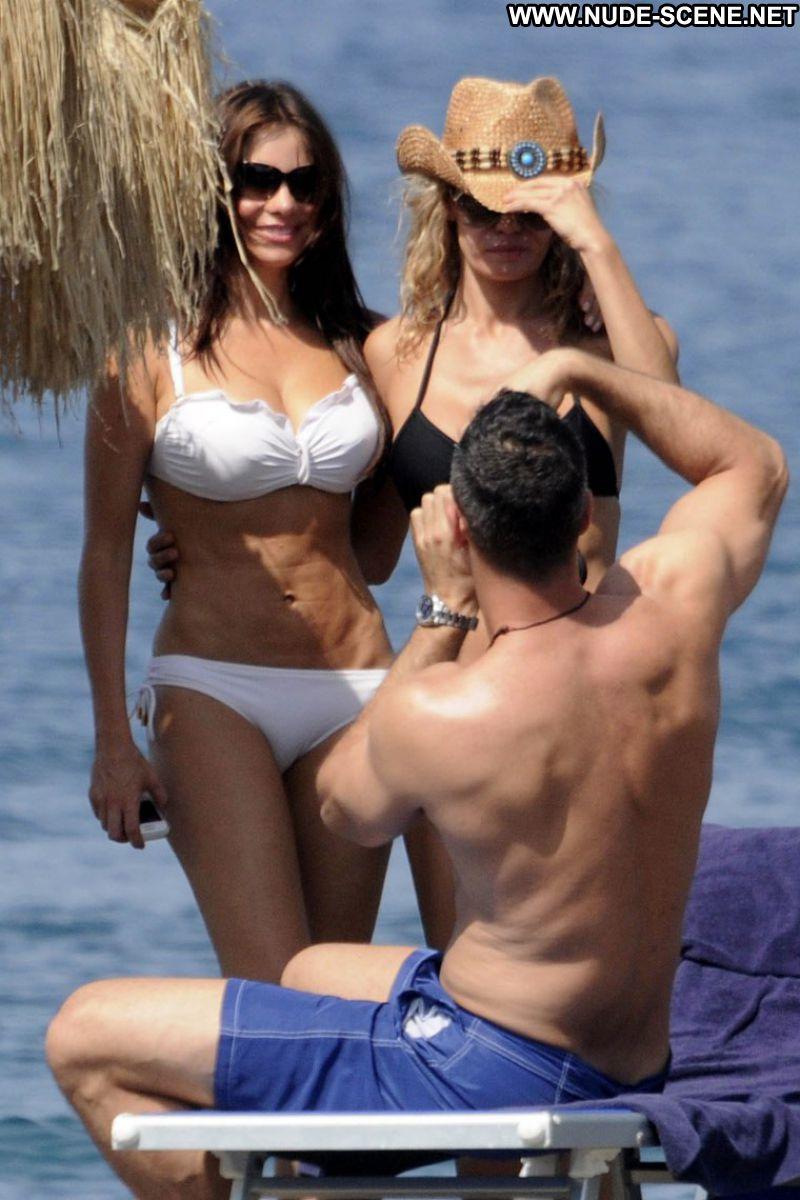 Sofia Vergara No Source Celebrity Posing Hot Babe Big Tits -1479